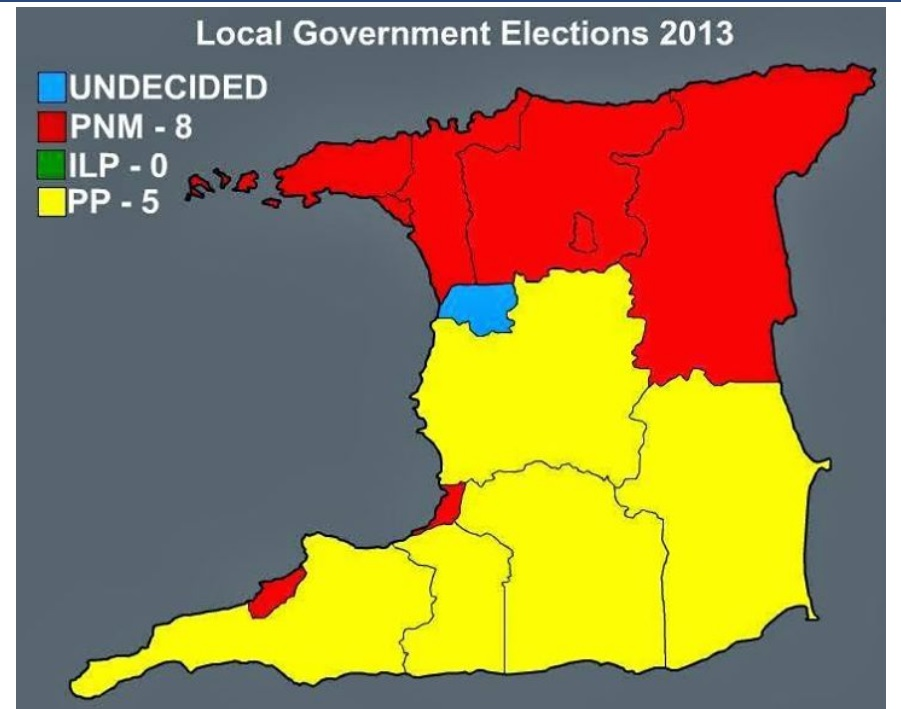 Local Government Election Voting Pattern