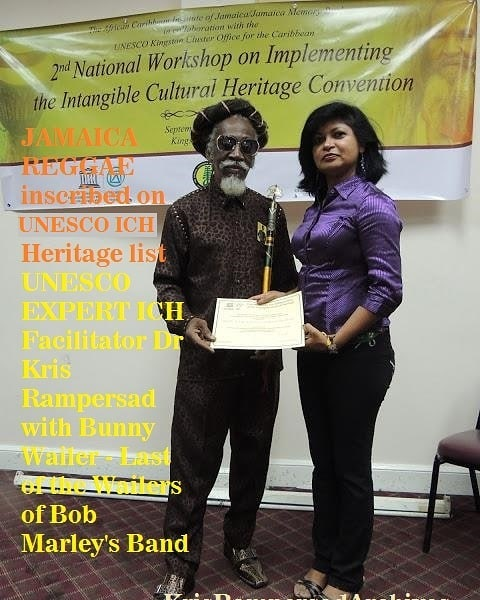 Reggae Musical Heritage