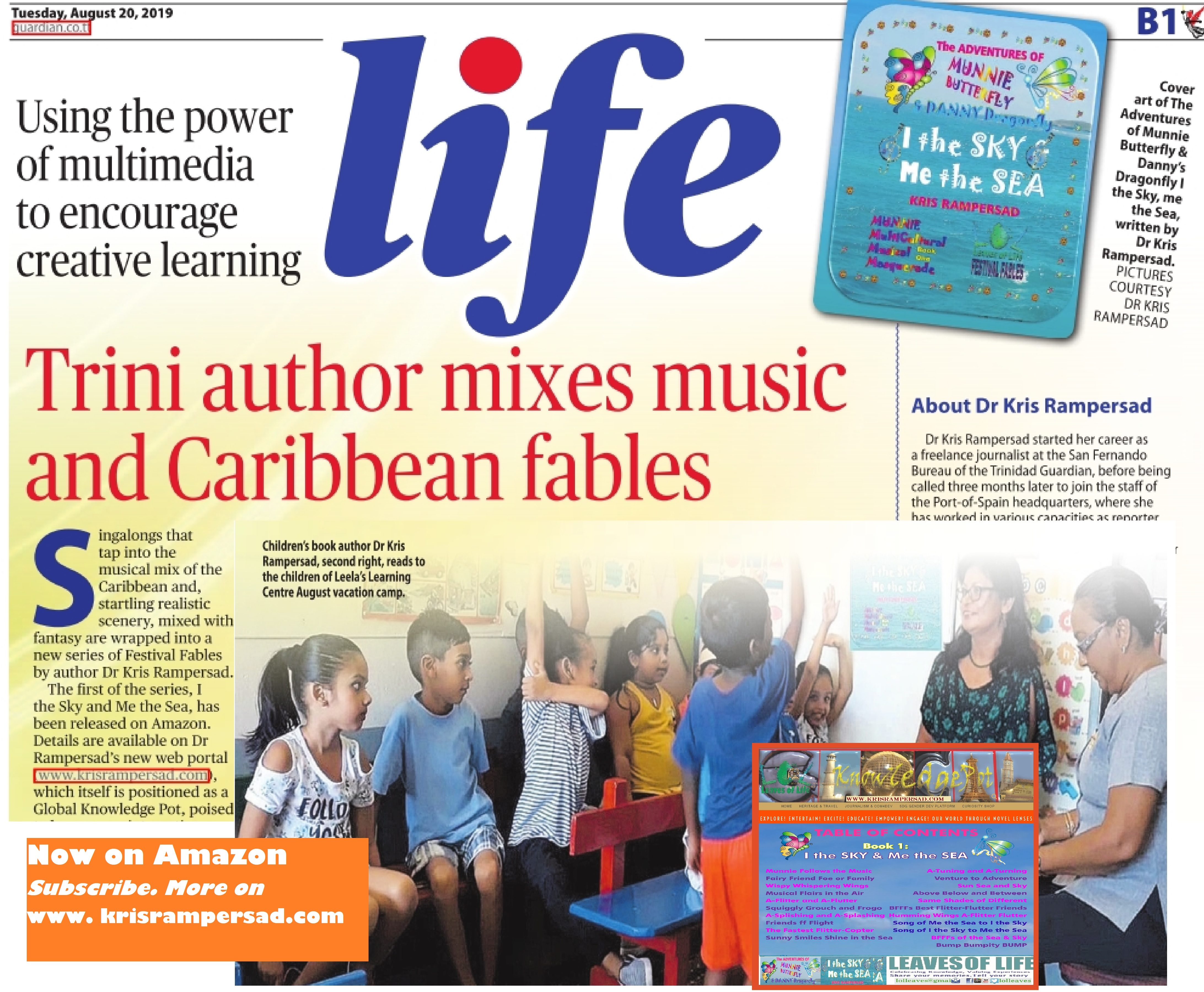 Children respond to Musical Mix for Creative Learnings Guardian Reviews Munnie Adventures
